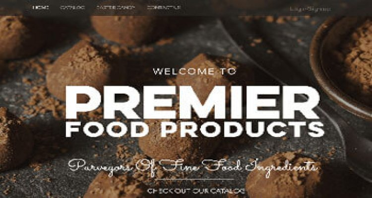Premier Food Products.